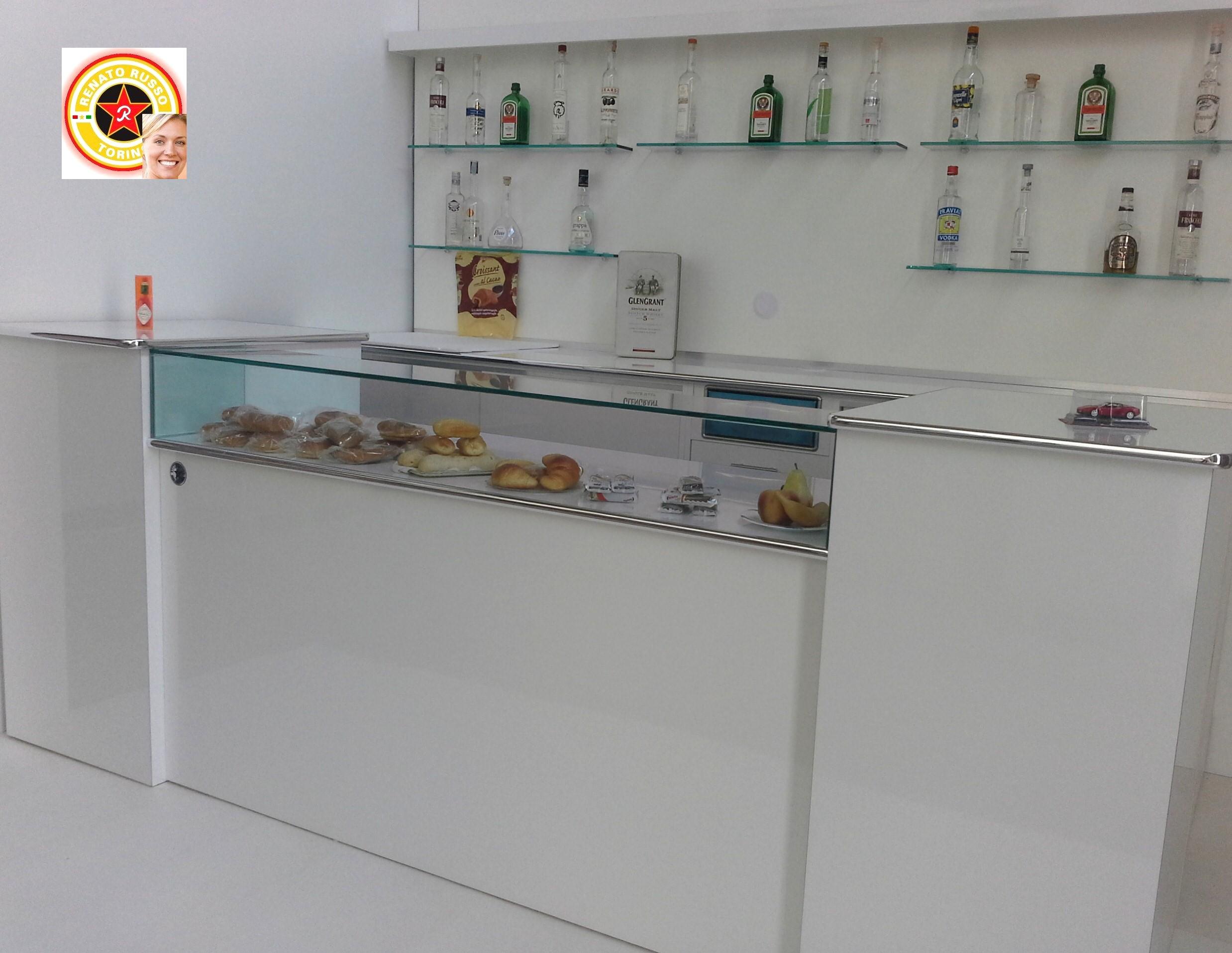 Vetrine refrigerate compra in fabbrica a met prezzo for Banconi bar usati roma
